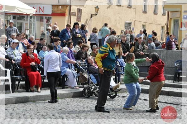 XII FESTYN INTEGRACYJNY POD PATRONATEM MARSZAŁKA WOJEWÓDZTWA – 28 maja 2011 r.