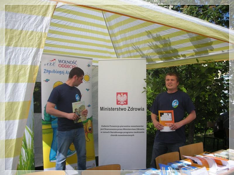 """FESTYN RODZINNY """"TRZYMAJ FORMĘ"""" – OLSZTYN  – 31 maja 2011 r."""