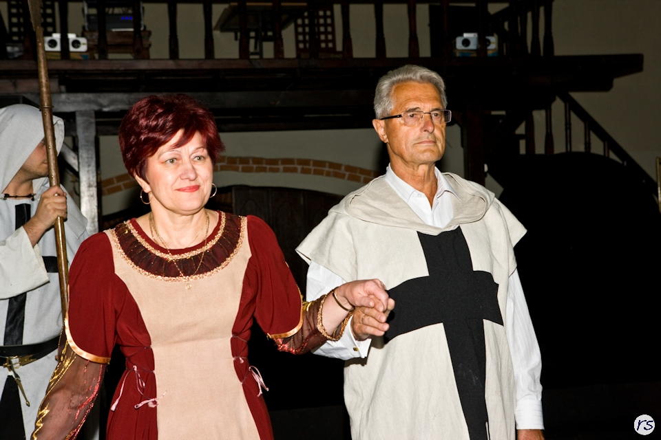 ZJAZD NAUKOWO-SZKOLENIOWY ZAMEK W RYNIE – 31 MAJA – 2 CZERWCA 2012 r.