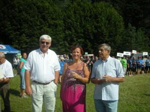 VIII FESTYN SPORTOWO-INTEGRACYJNY – 5 sierpnia 2012 r.
