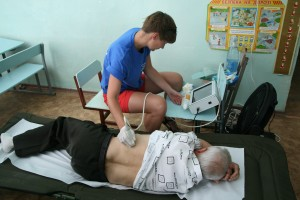 MISJA MEDYCZNA – UKRAINA – lipiec 2012 r.