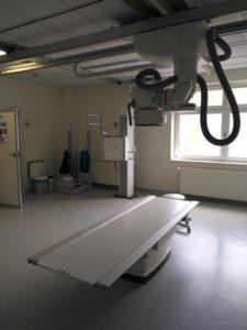Sprzęt diagnostyczny Zakładu Diagnostyki Obrazowej 2019