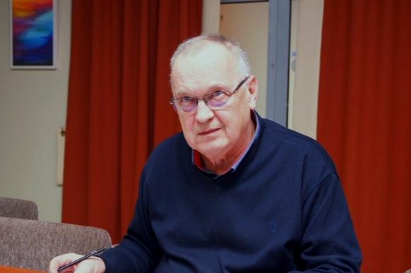 Dr Parfianowicz na emeryturze