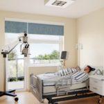 3. Sala Łóżkowa - część Ośrodka Transplantacji Szpiku
