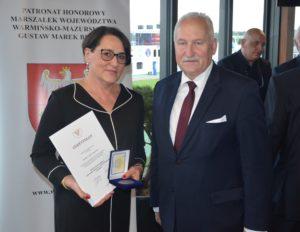 """Fundacja Akademii Polskiego Sukcesu """"za wysiłek i poświęcenie oraz troskę o pacjentów w czasie pandemii Covid-19 w 2020 i 2021 roku""""!"""