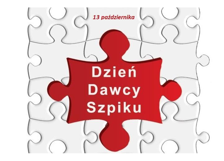 13 października – Dzień Dawcy Szpiku